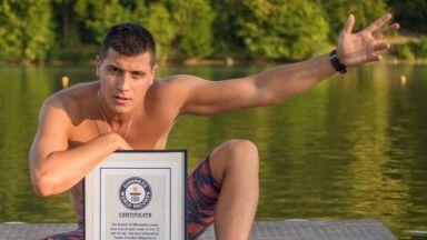 Русенец ще опита да преплува 181 км по река Самара в Русия