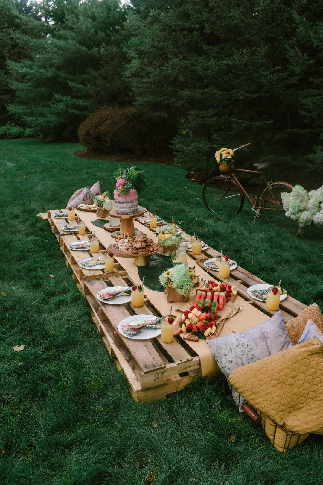 Пикник за рожден ден