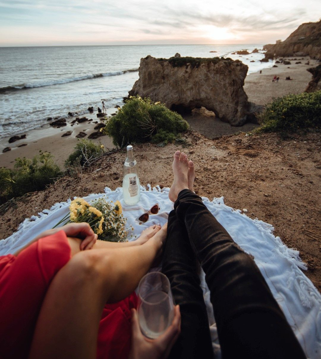 Романтичен пикник за двама