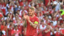 Евро 2020: Дания - Белгия 1:1, аплодисменти за Ериксен (на живо)
