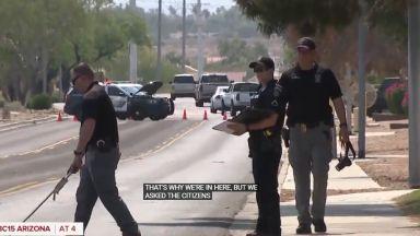 Един загинал и 12 ранени след серия нападения от движеща се кола в Аризона
