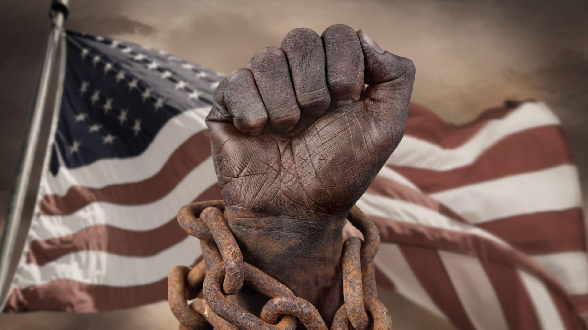 Президентът на САЩ подписа закон, с който 19 юни става национален празник за края на робството