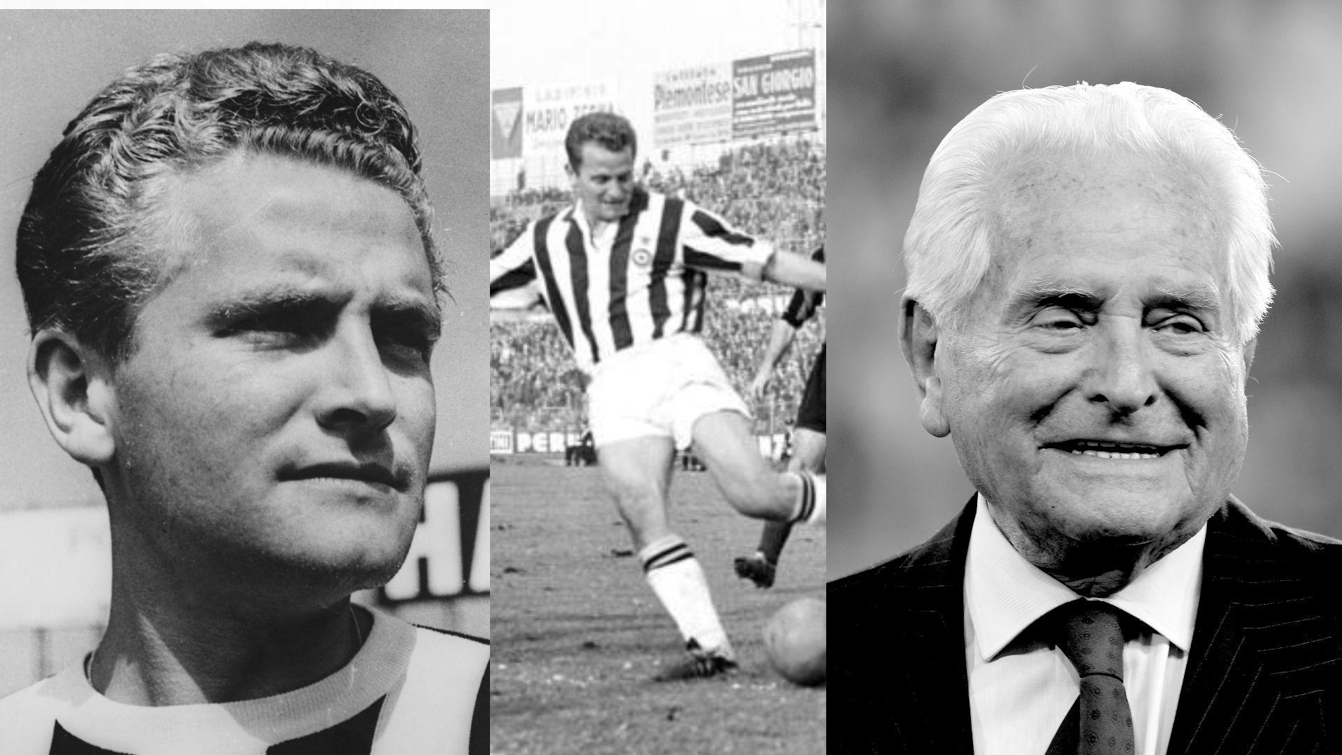 Почина Джанпиеро Бониперти - една от най-големите легенди на Ювентус