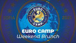Брънч, турнири по джаги и бабъл футбол на EURO CAMP през уикенда