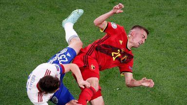 Белгийски национал бил на сантиметри от края на кариерата си