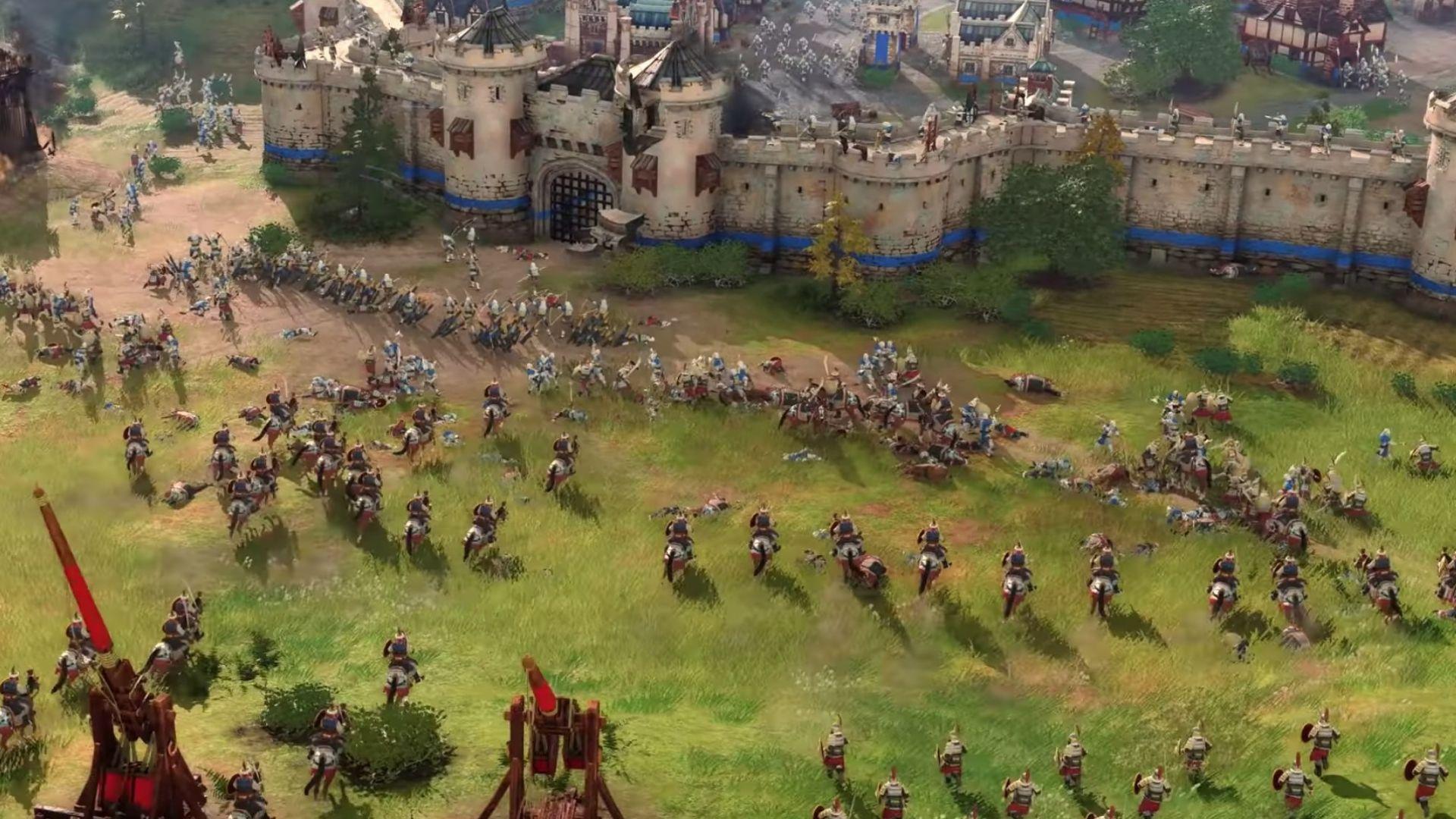 Разкриха две нови раси в очакваната Age of Empires IV
