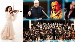 """Симфонични и камерни оркестри от страната - на """"Софийски музикални седмици"""" в зала """"България"""""""