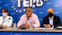 Бойко Борисов за разпитваните прокурори: Целта съм аз (видео)