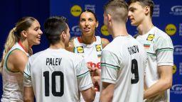 За свежите попълнения в националния отбор по волейбол