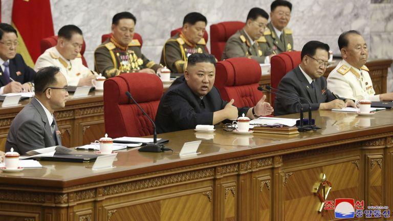 Севернокорейският лидер Ким Чен-ун е разпоредил на своето правителство да