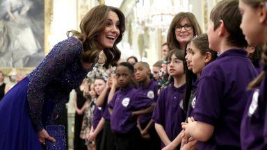 Кейт Мидълтън основа център за малки деца