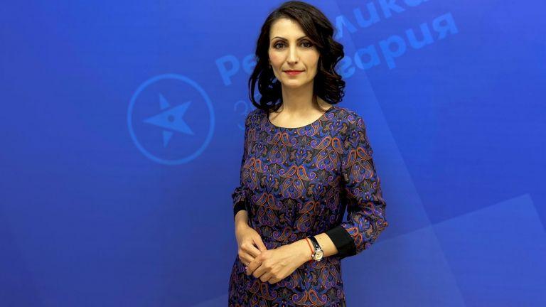 Теодора Димова е съучредител на ПП