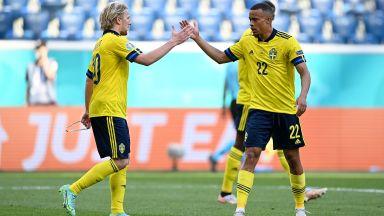 Евро 2020: Швеция - Словакия 1:0 (на живо)