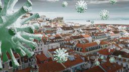 Затварят Лисабон до понеделник заради COVID-19