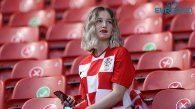 ЕВро 2020: Хърватия - Чехия 0:0 (на живо)
