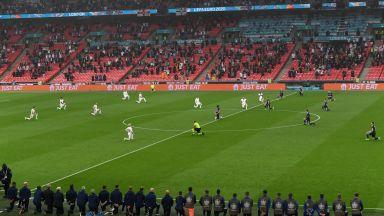 Евро 2020: Англия - Шотландия 0:0 (на живо)