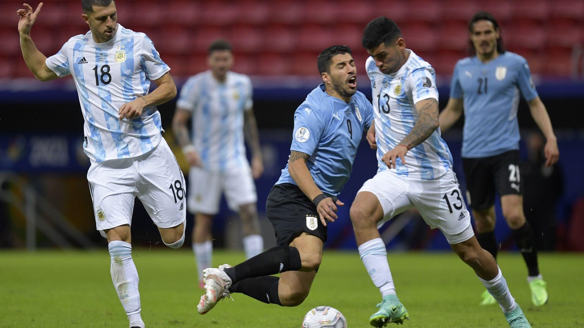 Дебютен гол донесе първа победа за Аржентина на Копа Америка