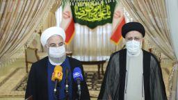 """Ултраконсервативен съдия, бил в """"Комисиите на смъртта"""", стана президент на Иран"""