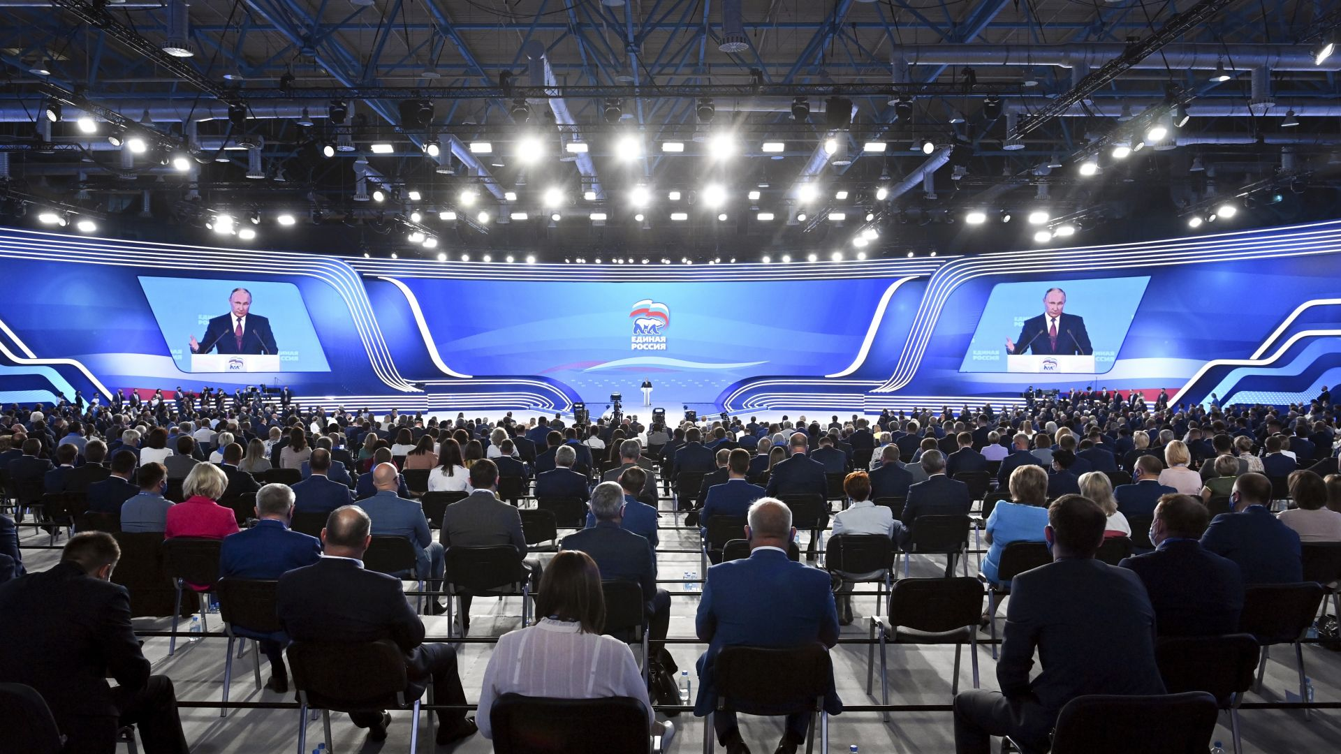 Предизборно: Путин обеща на руснаците милиарди и издигна Лавров и Шойгу за водачи на листи
