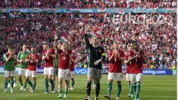 Храбрата Унгария спря световните шампиони в голямата изненада на Европейското
