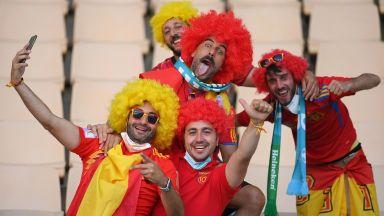Евро 2020: Испания - Полша 0:0 (на живо)