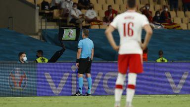 Евро 2020: Испания - Полша 1:1, изпусната дузпа от испанците (на живо)
