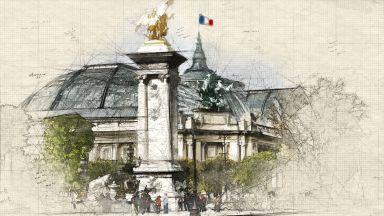 Изложбена зала в Париж представя експозиция изцяло в добавена реалност