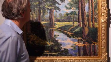Картина от Чърчил, принадлежала на Аристотел Онасис, се продава на търг