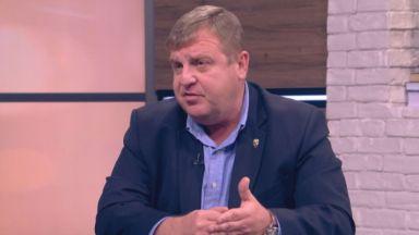 Каракачанов: Борисов направи остър завой за Северна Македония, а трябва да сме единни