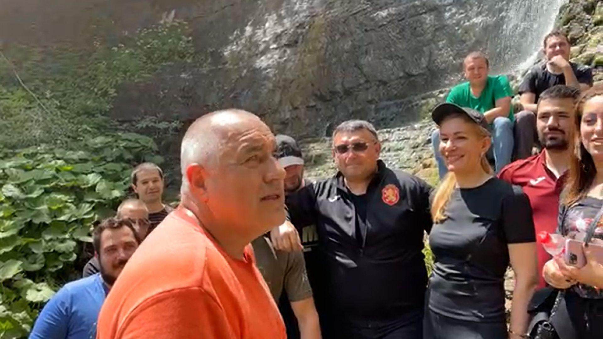 Борисов: Защо не разпитат Спецов къде крие човека, на когото си е продал фирмата (видео)