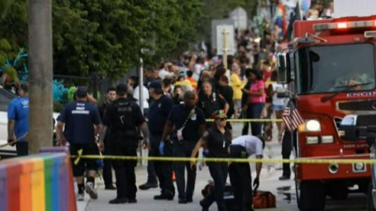 Единчовек беше убит, а друг ранен, след като от камион
