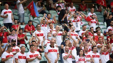Италия - Уелс 0:0 / Швейцария - Турция 1:0 (следете на живо)
