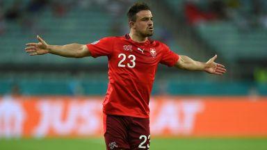 Италия - Уелс 1:0 / Швейцария - Турция 2:0 (следете на живо)