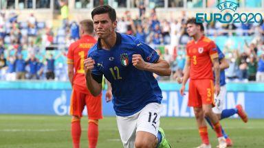 Италия завърши съвършенството в груповата фаза и продължава да чупи рекорди