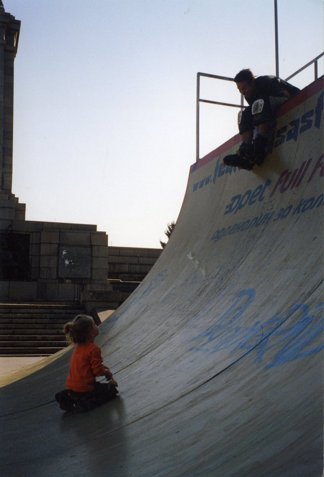 Али Вергова казва, че любовта ѝ към скейтбординга идва от майка ѝ и баща ѝ