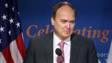 Руският посланик се върна във Вашингтон в навечерието на новите санкции против Москва