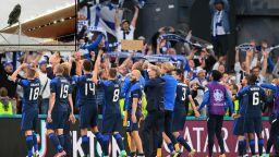 Мачът на совата или как Финландия ще черпи вдъхновение срещу Белгия