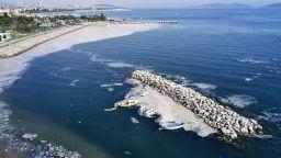 Вкарват кислород в Мраморно море срещу  слузта