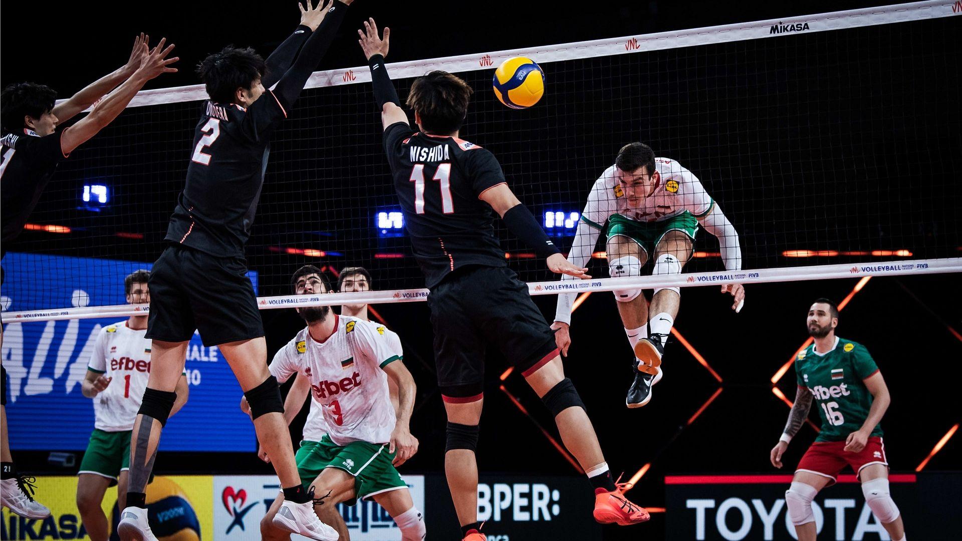 Кошмарът за волейболистите ни продължава, не взеха гейм и на Япония