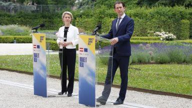 Австрия ще получи €3,5 млрд. евро от ЕС по програмата за възстановяване