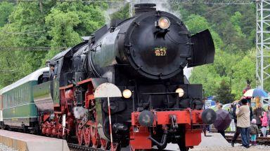 БДЖ пуска ретро влак с парен локомотив до Трявна
