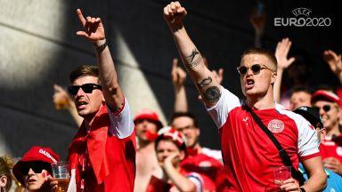 Казус преди Дания - Уелс: Едните фенове ще пътуват, другите нямат право