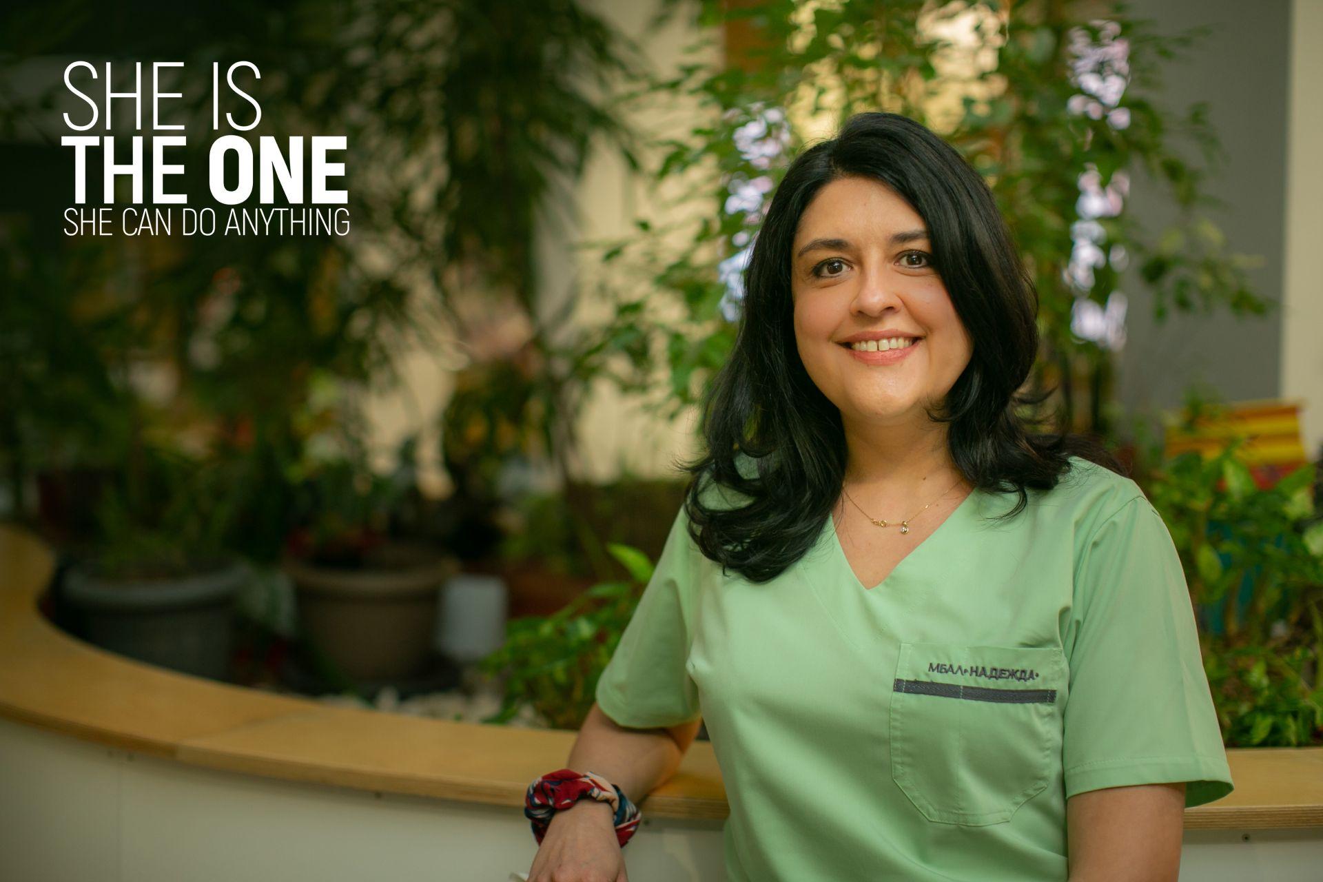 От 2010 г. съм част от екипа на болницата, с който извършват сложни, животоспасяващи операции