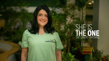 Героизъм с повторения: Д-р Марина Михова, която спасява животи, преди да са се родили