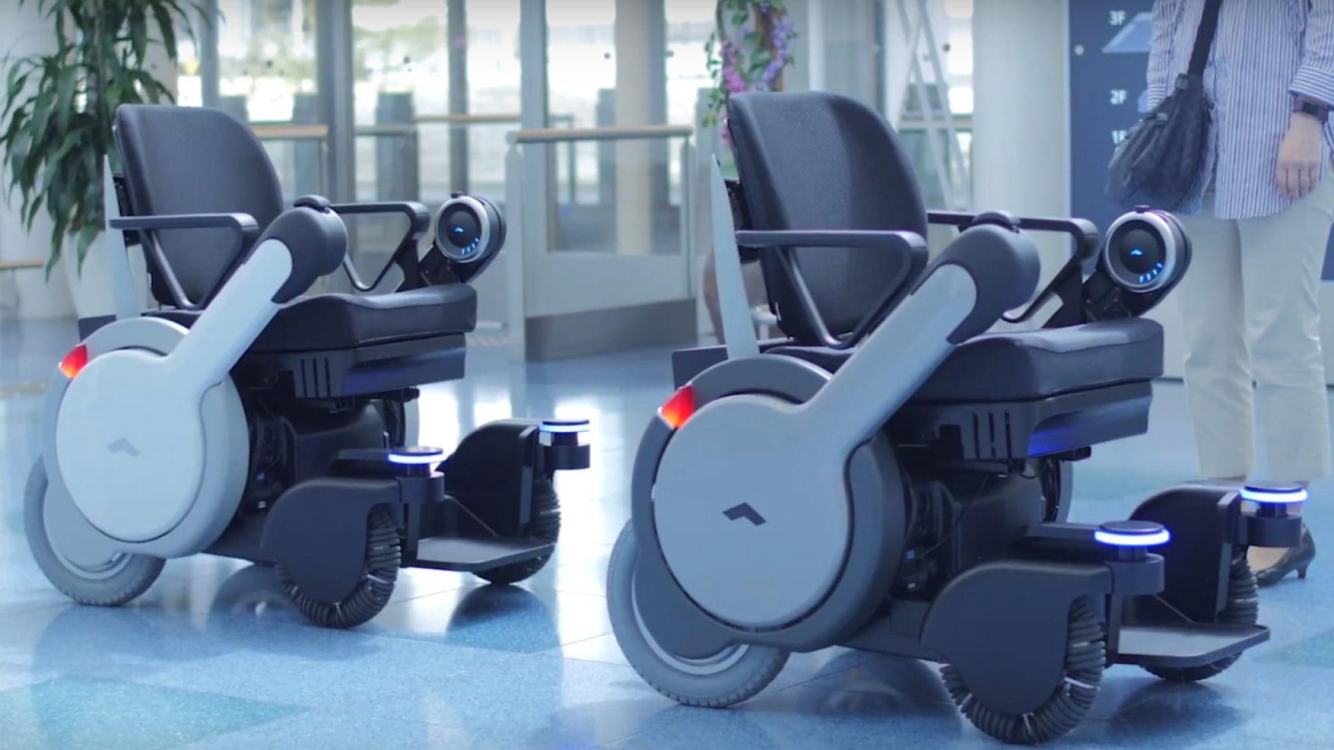 """""""Самоходни кресла"""" ще обслужват пътниците на токийското летища """"Ханеда"""