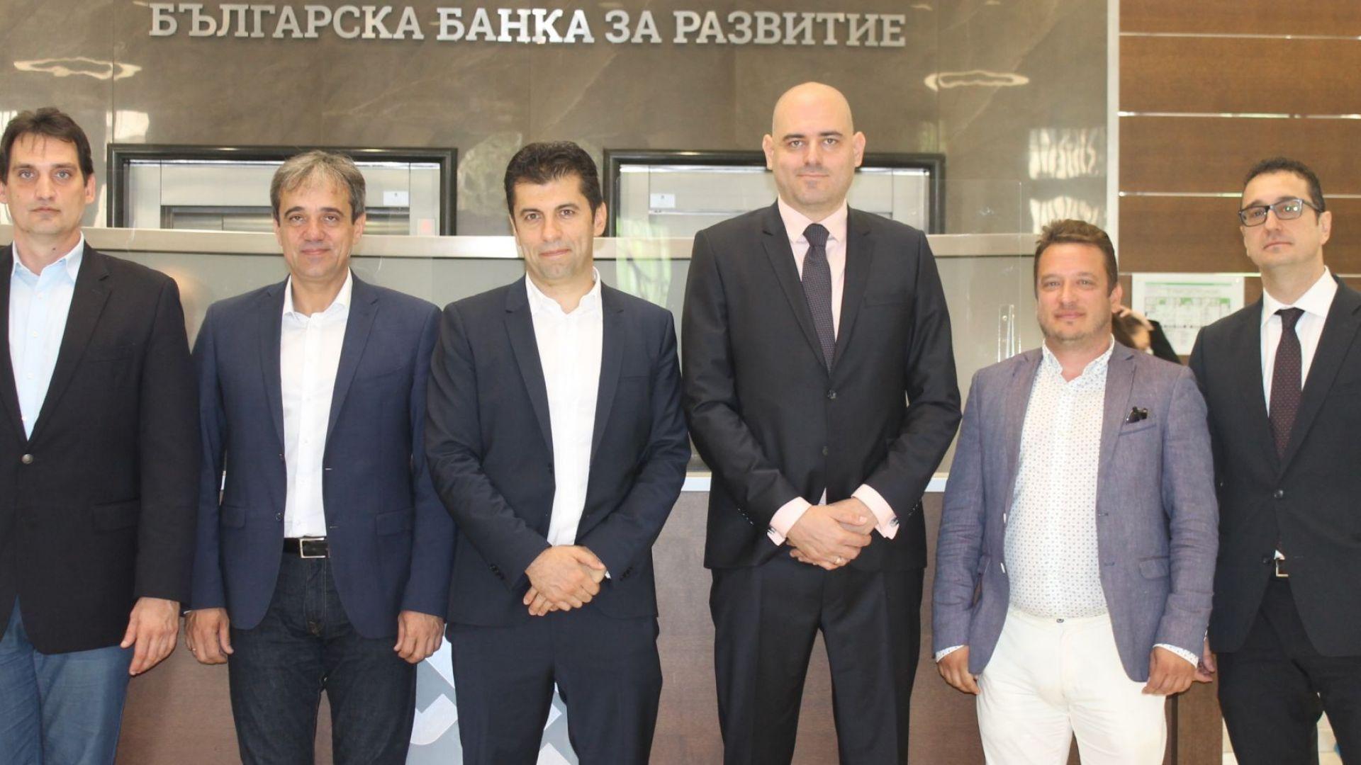 Кирил Петков: Спряха назначението на новото ръководство на ББР