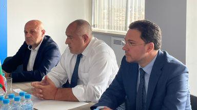 Борисов се срещна с Мисията за наблюдение на предсрочните парламентарни избори