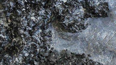 """""""Лунни състояния"""" и пластични обекти от Ина Дамянова"""