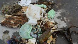 Водолази чистиха морското дъно край Св. Анастасия (снимки)