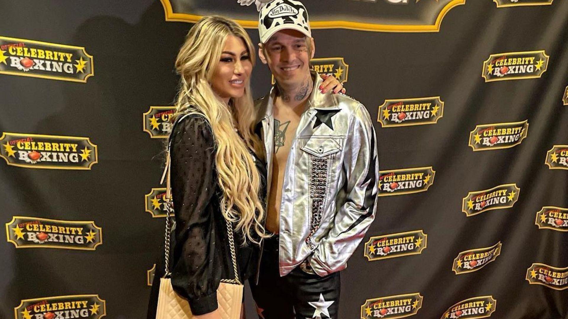 """Българка очаква дете от брата на певеца Ник Картър от """"Backstreet Boys"""""""
